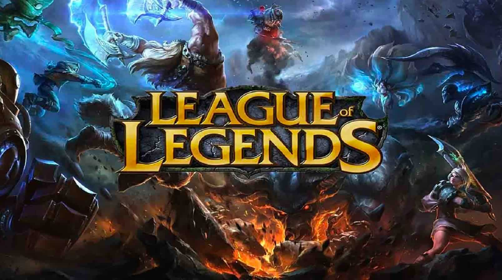 Best streaming games - League of legends