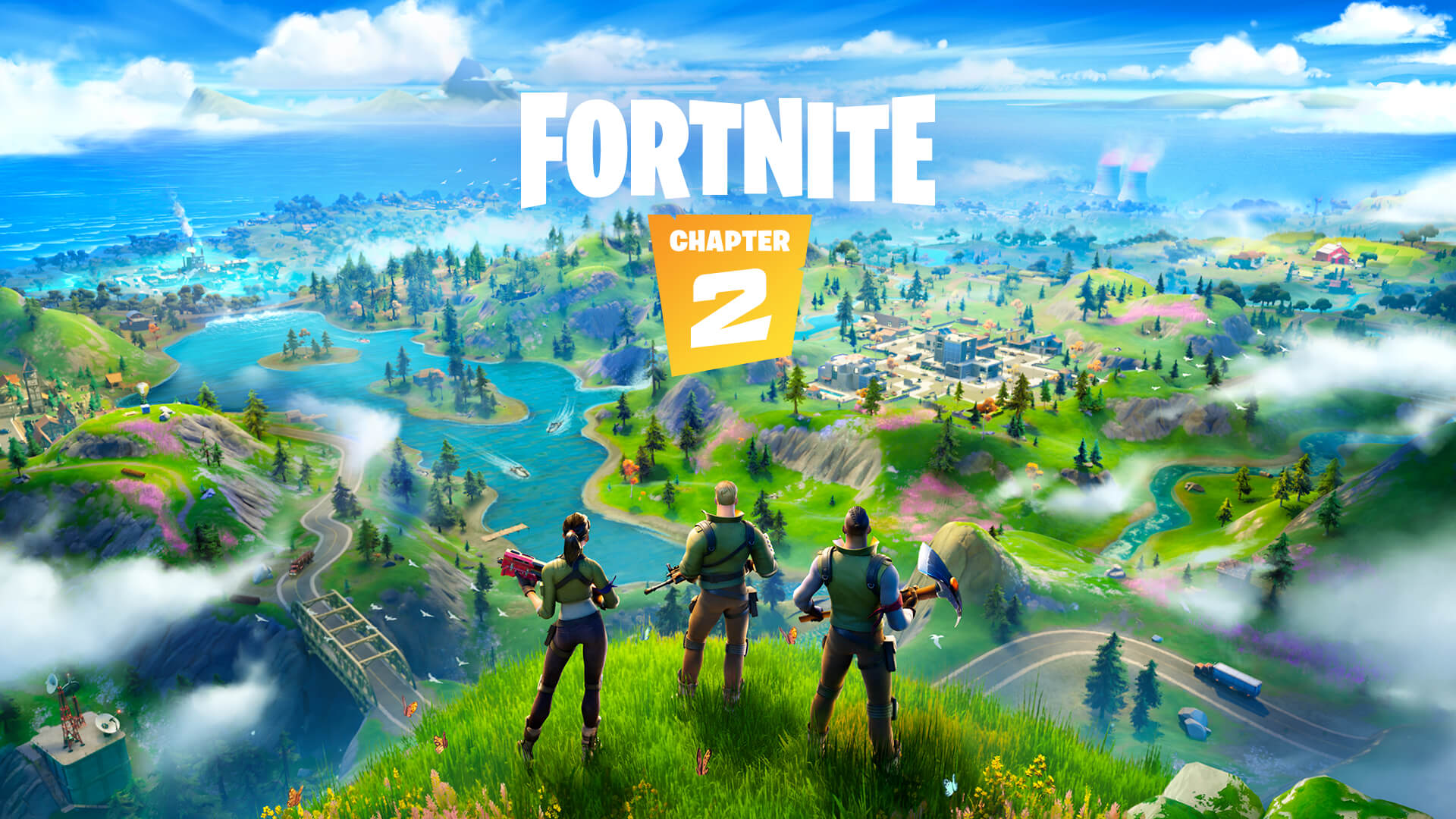 Best streaming games - Fornite