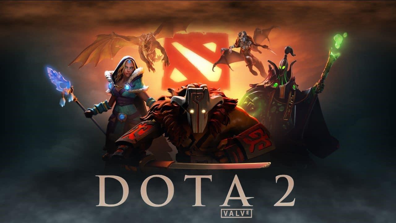 Best streaming games - DOTA 2