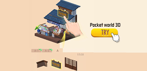 Best casual games-Pocket world